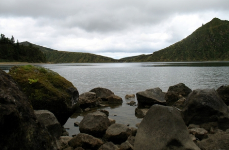At Fire Lake - Sao Miguel Azores
