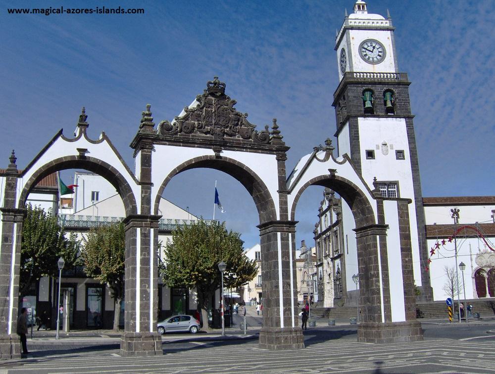 Ponta Delgada - Sao Miguel Azores