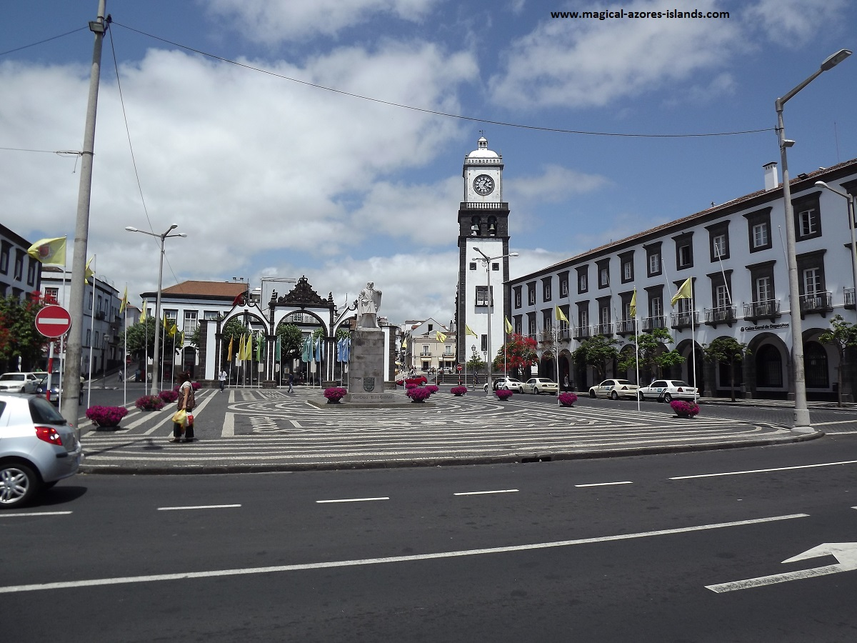 Ponta Delgada - The City Gates