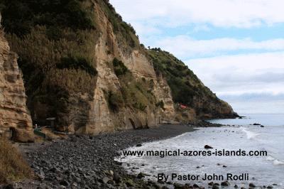 From Ponta Garca to Ribeira Quente