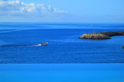 Infinity pool...infinity Atlantic