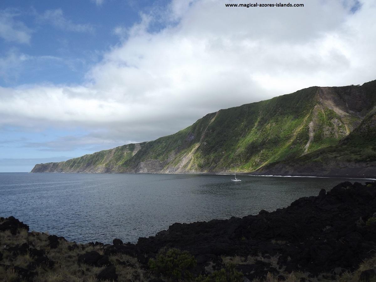 Praia do Norte, Faial, Azores