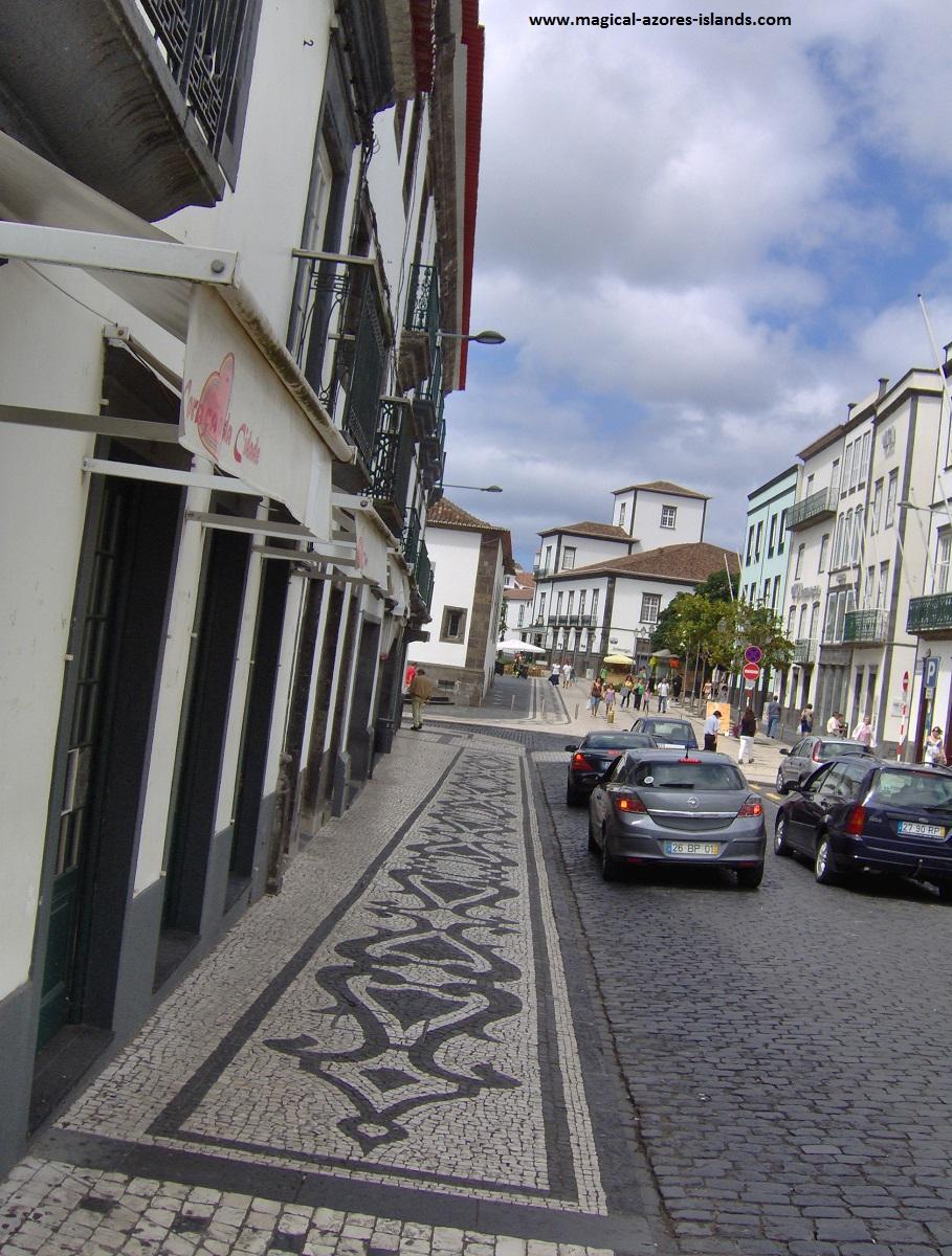 Ponta Delgada, Sao Miguel, Azores