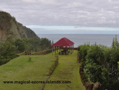 Sao Miguel Azores lookout