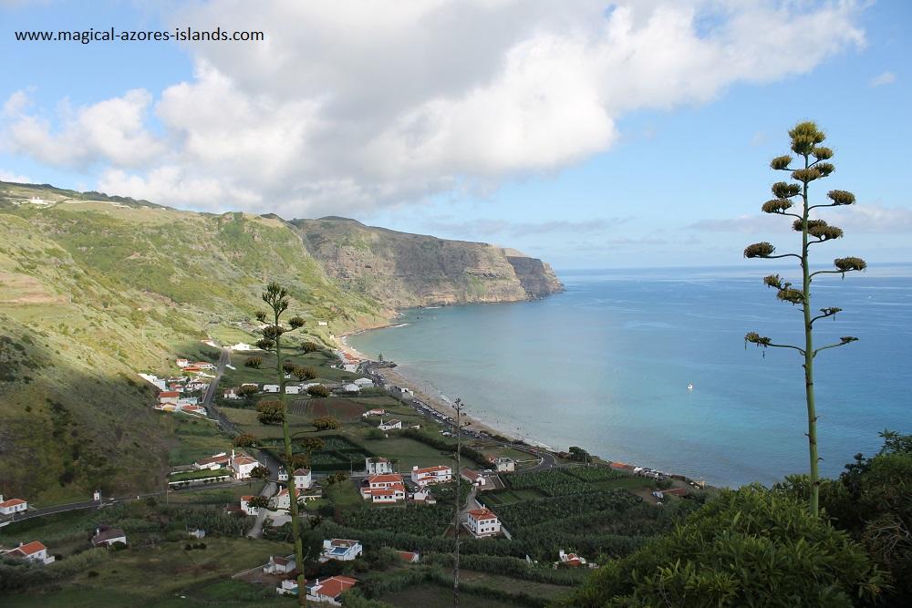 Praia Formosa, Santa Maria, Azores