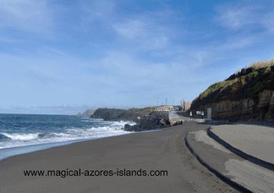 azores praia de santa barbara